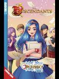 Disney Manga: Descendants: Evie's Wicked Runway, Book 1