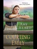 Courting Emily (A Wells Landing Romance)