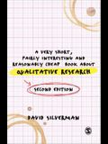 A Very Short, Fairly Interesting and Reasonably Cheap Book about Qualitative Research