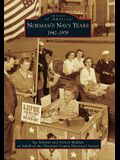 Norman's Navy Years: 1942-1959
