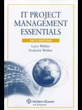 IT Project Management Essentials, 2012 Edition with CD