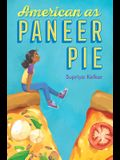American as Paneer Pie