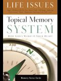 Topical Memory System: Life Issues, Memory Verse Cards: Hide God's Word in Your Heart