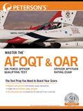Master The(tm) Air Force Officer Qualifying Test (Afoqt) & Officer Aptitude Rating Exam (Oar)