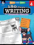 180 Days of Writing for Fourth Grade (Grade 4): Practice, Assess, Diagnose