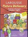 Larousse Picture Dictionary: English-Spanish/Spanish-English [With CD]