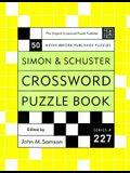 Crossword Puzzle Book, Series 227
