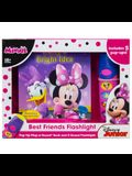 Disney Minnie Mouse: Daisy's Bright Idea [With Flashlight]