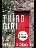 The Third Girl: (Molly Sutton Mysteries 1) LARGE PRINT