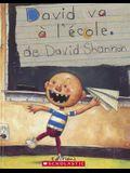 David Va À l'École