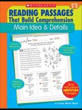 Main Idea & Details (Reading Passages That Build Comprehension)