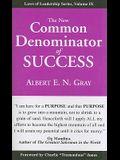 The New Common Denominator of Success