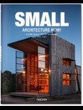 Small Architecture Now!