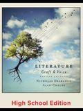 Literature: Craft & Voice