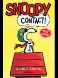 Snoopy: Contact! (Peanuts Amp! Series Book 5), 5
