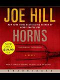 Horns Low Price CD