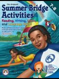 Summer Bridge Activities: 7th to 8th Grades