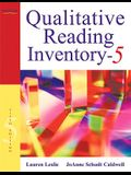 Qualitative Reading Inventory-5 [With DVD]