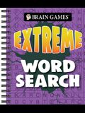 Brain Games - Extreme Word Search (Purple)