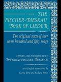 The Fischer-Dieskau Book of Lieder