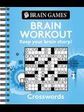 Brain Games - Brain Workout: Crossword