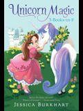 Unicorn Magic 3-Books-in-1!: Bella's Birthday Unicorn; Where's Glimmer?; Green with Envy