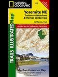 Yosemite Ne: Tuolumne Meadows and Hoover Wilderness