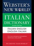 Webster's New World Italian Dictionary