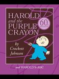 Harold and the Purple Crayon Set: Harold and the Purple Crayon and Harold's ABC