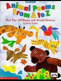 Animal Poems from A to Z