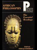 African Philosophy Essential Read