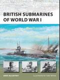 British Submarines of World War I