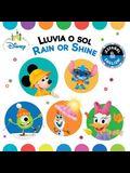 Rain or Shine / Lluvia O Sol (English-Spanish) (Disney Baby)