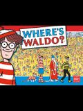 2021 Where's Waldo 16-Month Wall Calendar