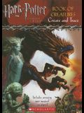 Harry Potter and the Goblet of Fire: Book of Creatures, Create and Trace