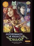 A Midsummer Night's Dream the Graphic Novel: Original Text