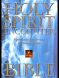 Holy Spirit Encounter Bible-Nlt