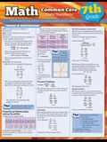 Math Common Core State Standards, Grade 7