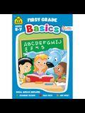 School Zone First Grade Basics 96-Page Workbook