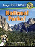 Ranger Rick's Travels: National Parks