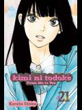 Kimi Ni Todoke: From Me to You, Vol. 21, 21
