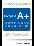 Comptia A+ Flash Cards Online Student Access Code Card