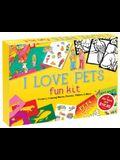 I Love Pets Fun Kit