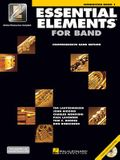 Essential Elements for Band - Conductor Book 1 with Eei [With CDROM]