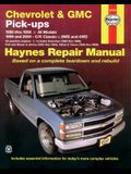 Chevrolet & GMC Pick-Ups (88-98) & C/K (99-00) Haynes Repair Manual
