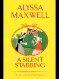 A Silent Stabbing
