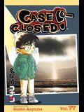Case Closed, Vol. 77, 77