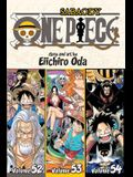 One Piece (Omnibus Edition), Vol. 18, Volume 18: Includes Vols. 52, 53 & 54