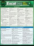 Microsoft Excel 365 Tips & Tricks - 2019: A Quickstudy Laminated Software Reference Guide