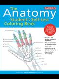 Anatomy Student's Self-Test Coloring Book